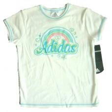 Adidas T-Shirt  - Wit * Nieuw