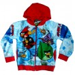 Angry Birds Space Jas - Wit / Rood / Blauw * Nieuw