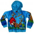 Angry Birds Jacket - Light Blue * New