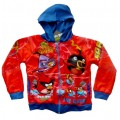 Angry Birds Space Jacket - Red / Blue * New