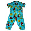 Angry Birds Space Pyjama Set - Aquablauw * Nieuw