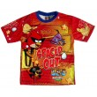 Angry Birds Space T-Shirt - Rood / Blauw * Nieuw