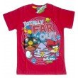 Angry Birds Space T-Shirt - Rood * Nieuw