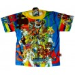 "Bakugan New Vestroia ""Battle Brawlers"" T-Shirt - Blauw * Nieuw"