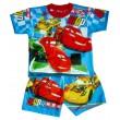 Cars McQueen Set - Blauw T-Shirt & Korte Broek * Nieuw