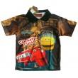 Chuggington Polo T-Shirt - Zwart * Nieuw