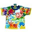 Handy Manny T-Shirt - Blauw * Nieuw