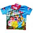 Princess T-Shirt by Disney - Blauw / Roze * Nieuw