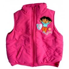 Dora de Explorer Bodywarmer - Roze * Nieuw