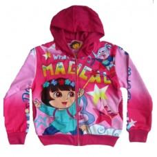 Dora de Explorer Jas - Roze * Nieuw
