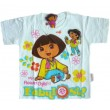 Dora the Explorer T-Shirt - Wit * Nieuw