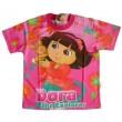 Dora the Explorer T-Shirt - Roze * Nieuw