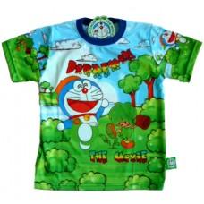 Doraemon T-Shirt - Blauw * Nieuw