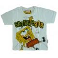 SpongeBob T-Shirt - Wit * Nieuw