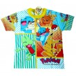 Pokemon Advanced Generation T-Shirt - Wit / Geel * Nieuw
