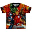 The Avengers Marvel Heroes Ironman T-Shirt - * Nieuw