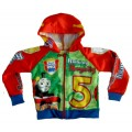 Thomas the Tankengine Jacket - Red / Blue * New