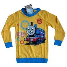 Thomas de Trein Longsleeve T-Shirt - Geel * Nieuw
