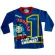 Thomas de Trein Longsleeve T-Shirt - Blauw / Rood * Nieuw