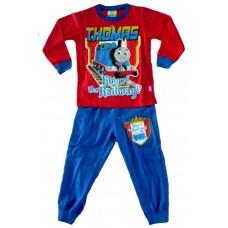 Thomas de Trein Pyjama Set - Rood / Blauw * Nieuw