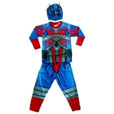 Transformers Optimus Prime Pak - Blauw / Rood * Nieuw